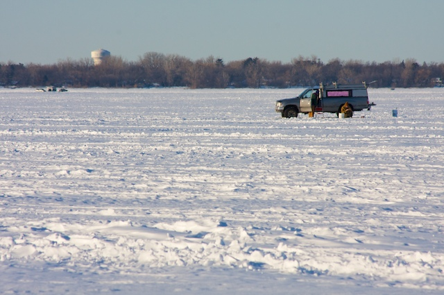 Ice fishing culture in minnesota for Ice fishing tournaments mn