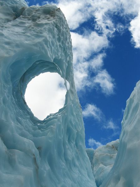The Mighty Franz Josef Glacier