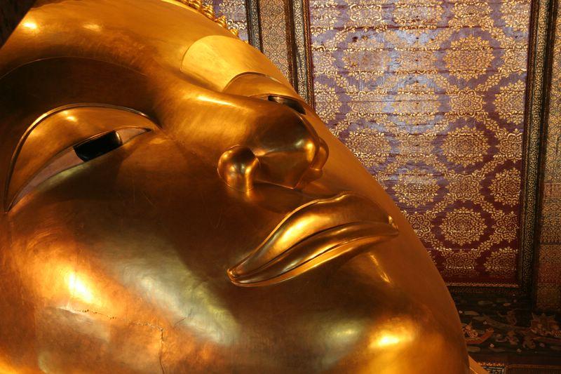 Reclining Budha at Wat Po