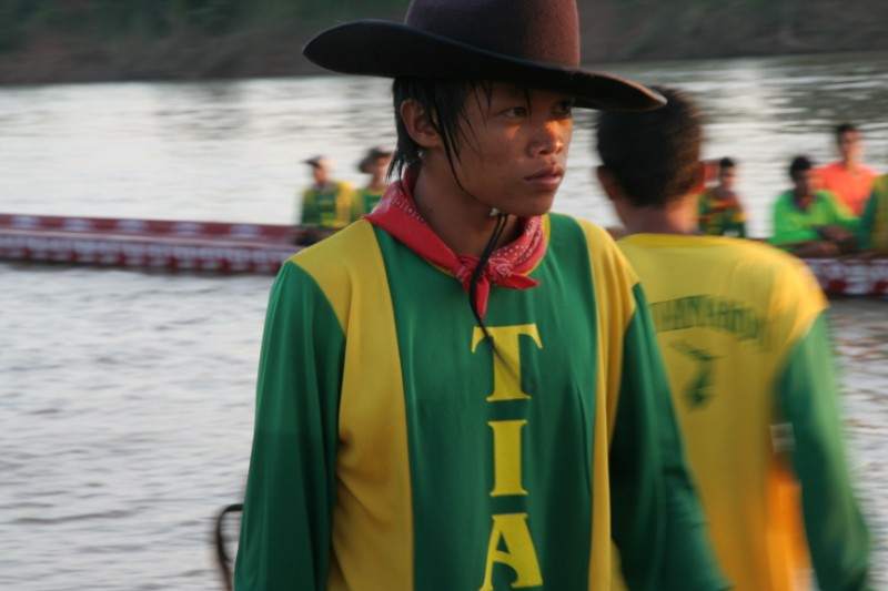 Cowboy competitor