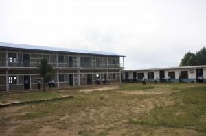 Balungpani Secondary School - Built with Donations