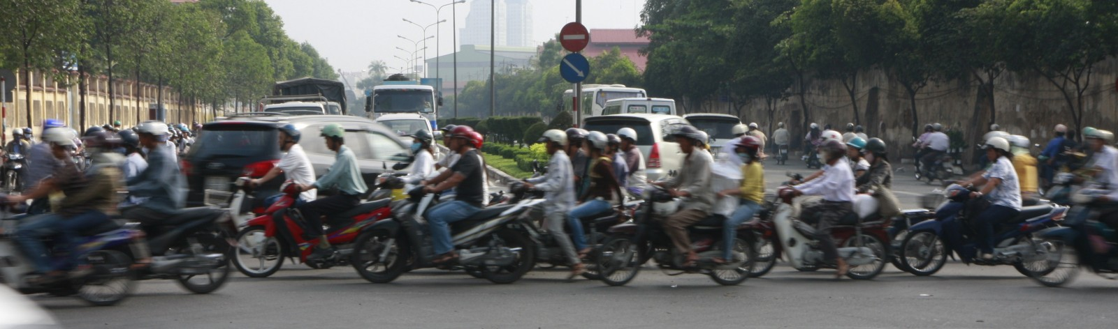 Commuting in HCMC