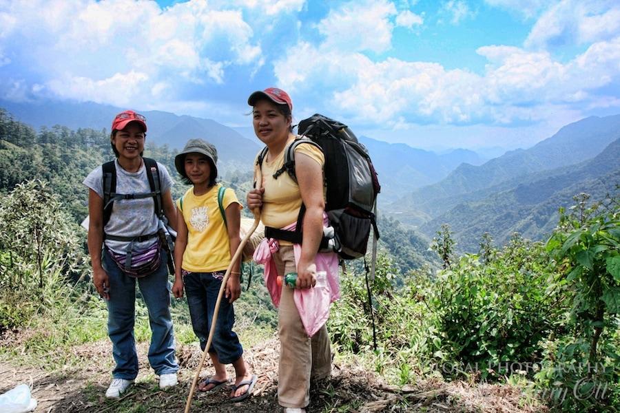 philipppines trekking