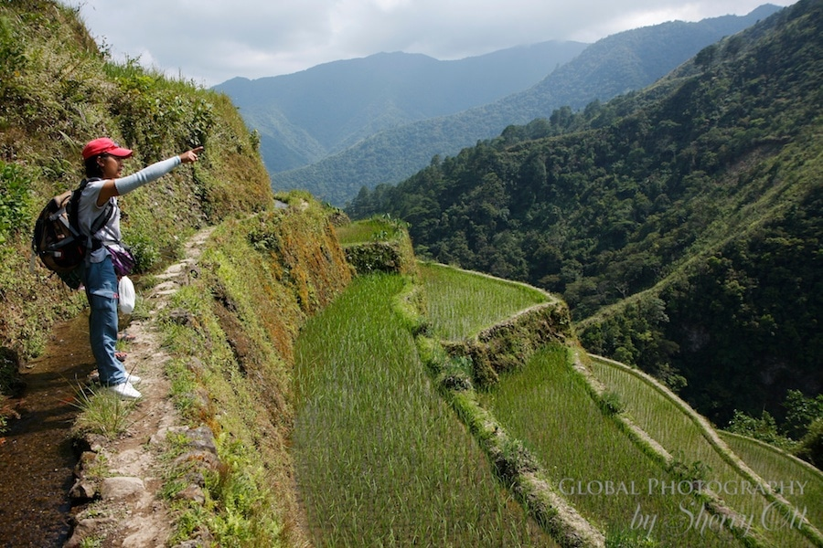 Trekking in philippines