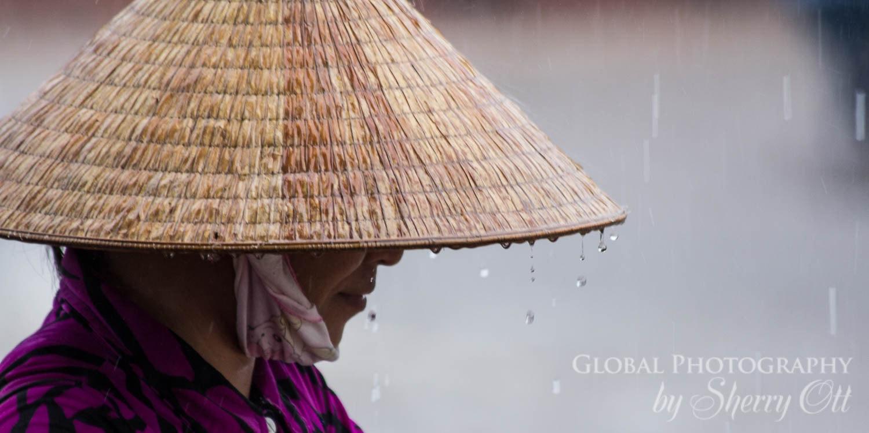Vietname rain