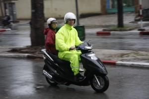 A proper rain suit