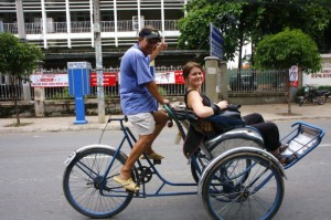 Cyclo Tour Saigon