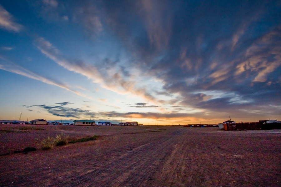 wide angle travel photography