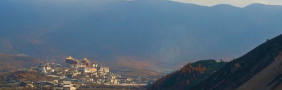 Tibetan Monestary Shangri la china
