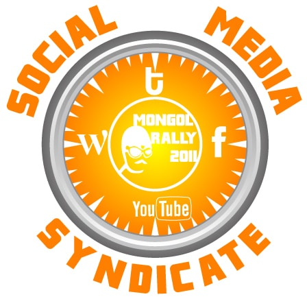 Social Media Syndicate Mongol Rally
