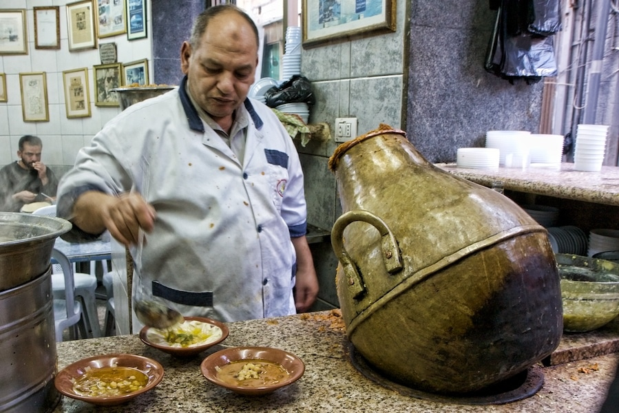 Hummus Amman Jordan