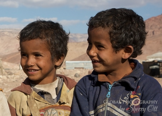 bedouin boys
