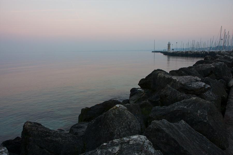 Desenzano Lake Garda Italy