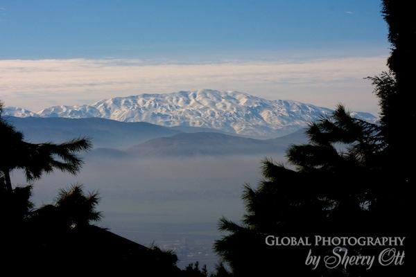 snow lebanon