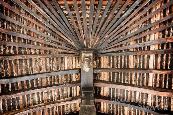 wood templ roof sri lanka