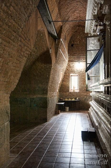 brick temple sri lanka