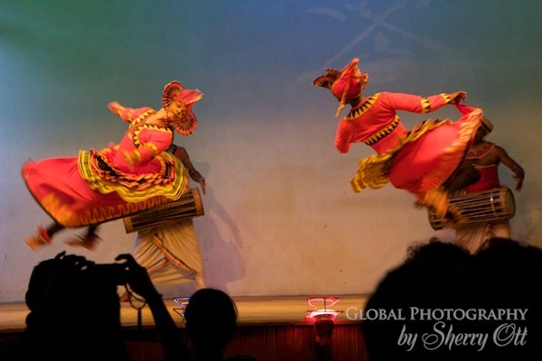 Kandy cultural dance