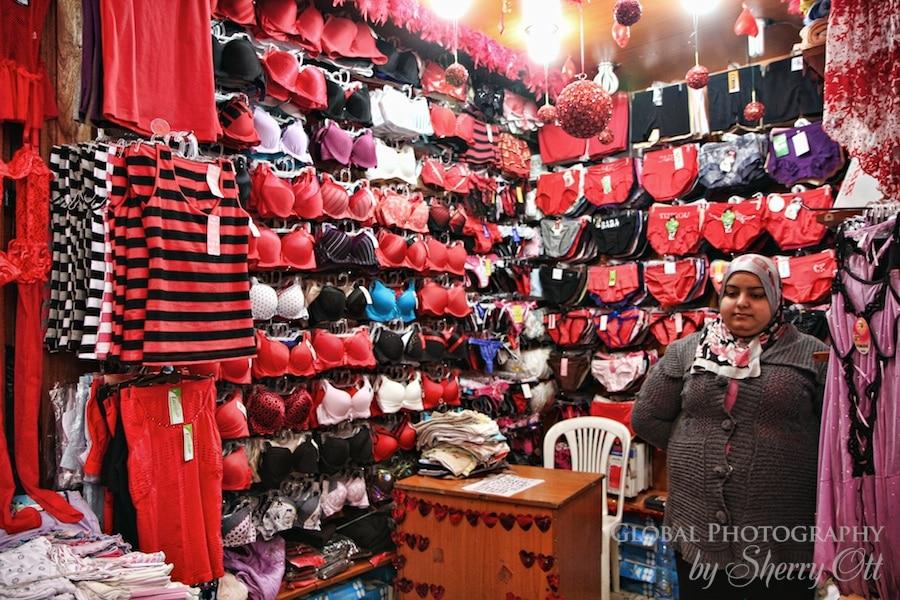 bras and underwear
