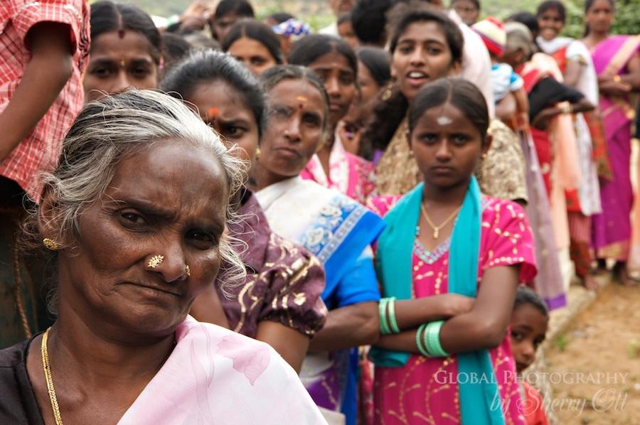 srii lankan women