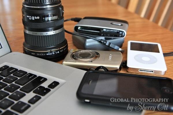 tech equipment