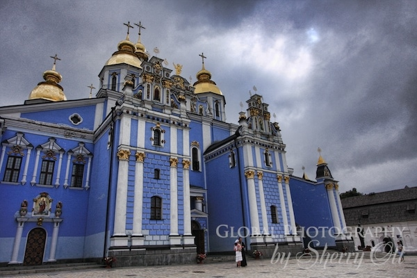 Kiev St. Michaels Cathedral