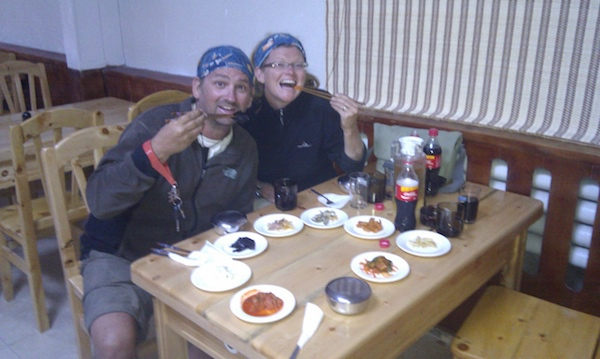 mongolia food