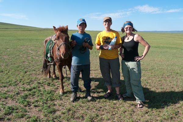 mongolia airag