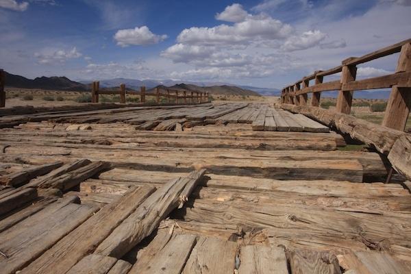 dangerour bridge