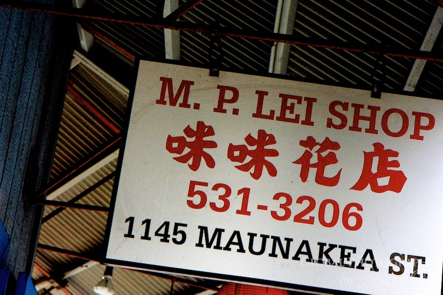 lei sign