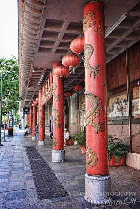 chinatown dragons
