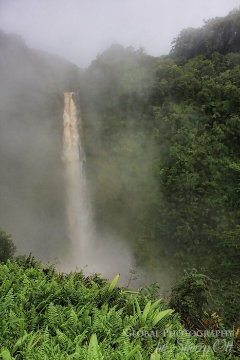 akaka waterfall