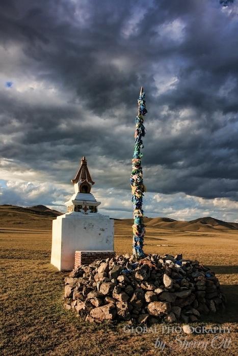 ovoo mongolia