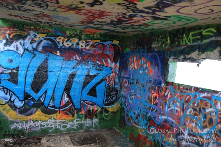 graffiti hawaii