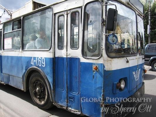 ulaanbaatar bus