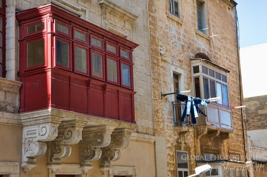 maltese balcony