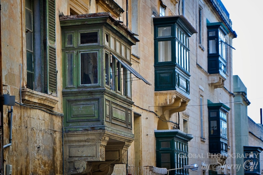 Maltese balcony origins for Balcony history