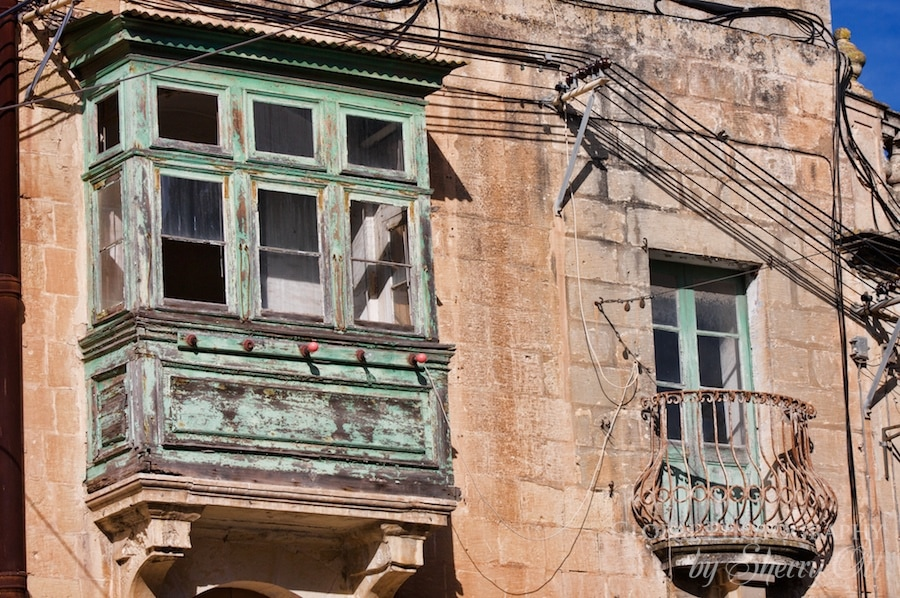 maltese balcony origins