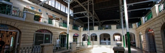 covered market Valletta
