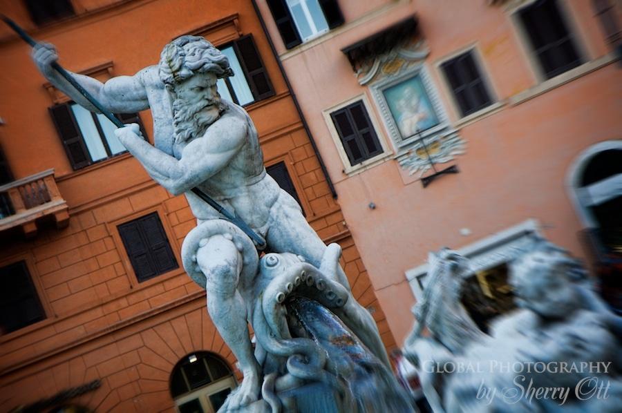 Rome, Italy Photography