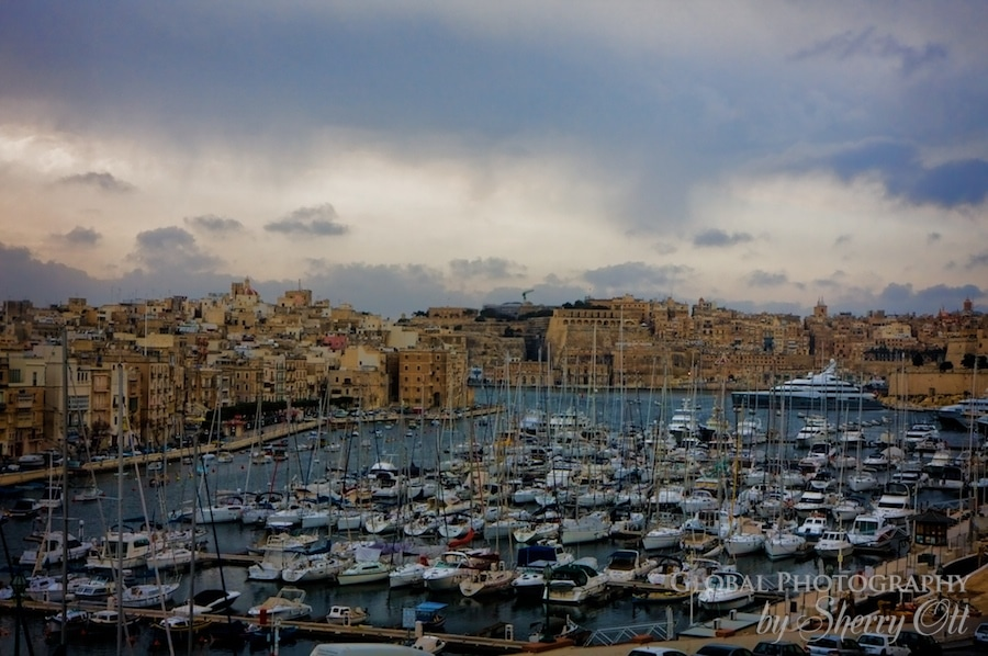 malta boat harbor