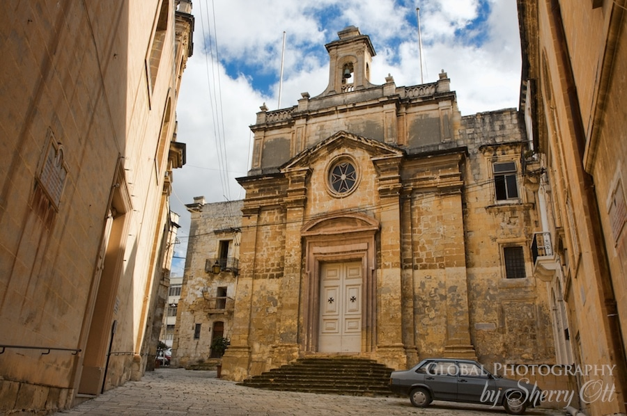 church Vittoriosa
