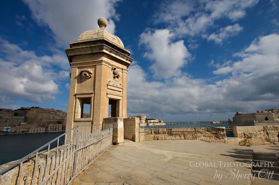 Maltas three cities Senglea