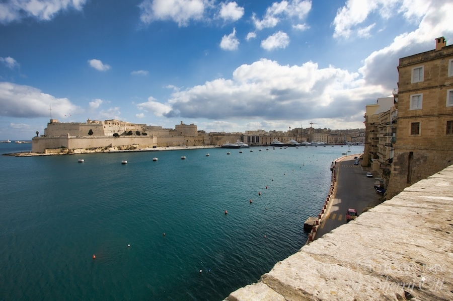 three cities malta harbor