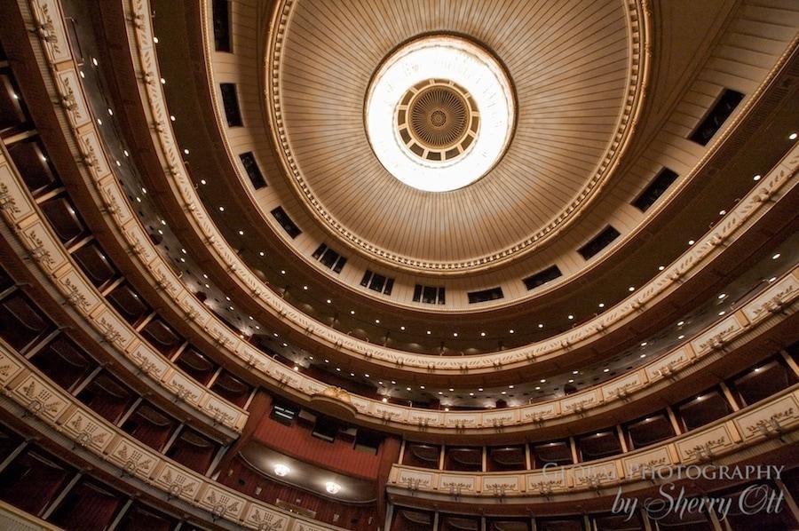 opera house seating