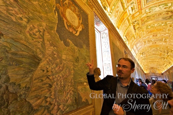 map room vatican