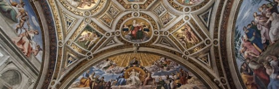 Raphael Room Vatican