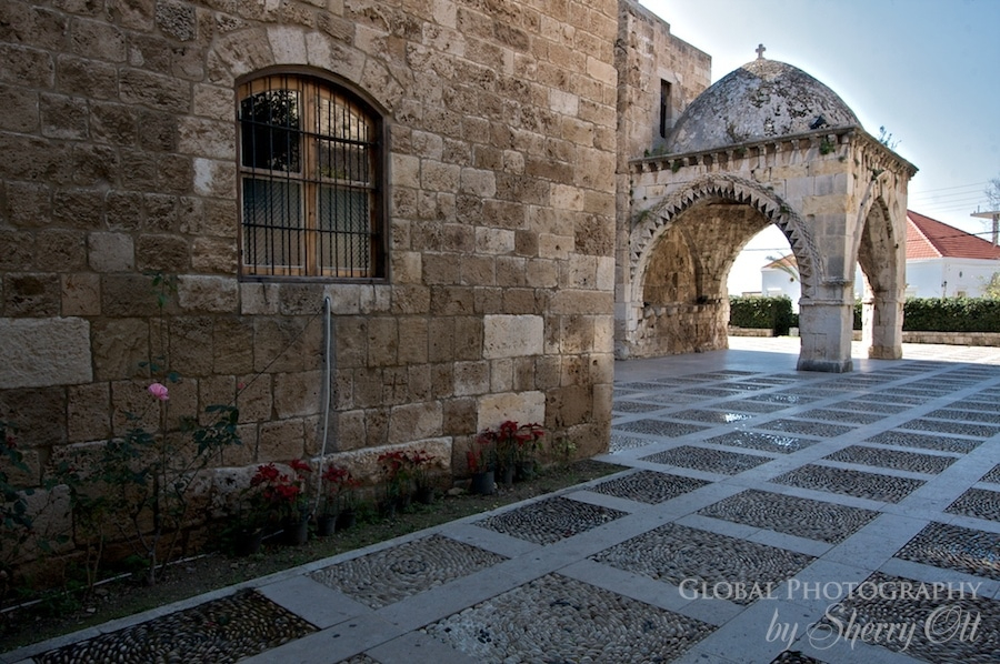 church byblos lebanon
