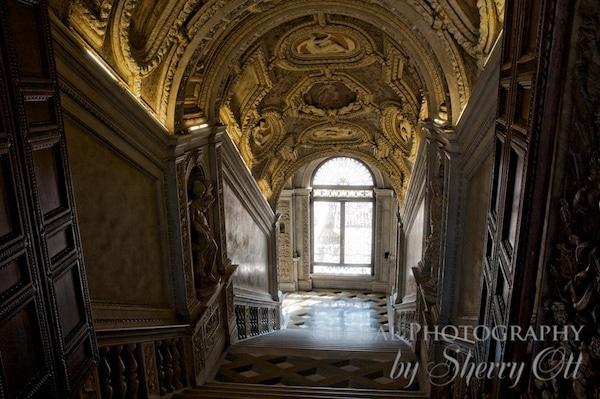 Secret of the Doge's Palace Venice Italy
