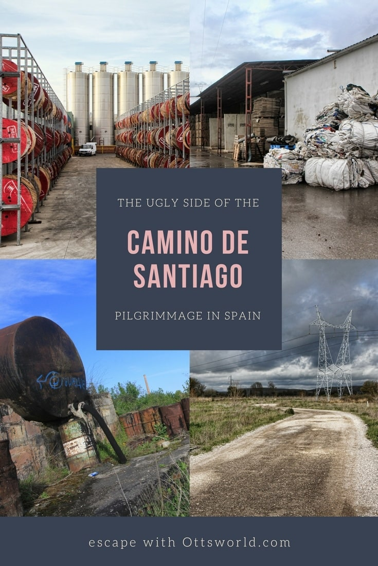 The Camino de Santiago trail in Spain was not created for tourism – not in the least. This is an ancient pilgrimage trail that dates back thousands of years ago way before there were highways, cars, or bikes.