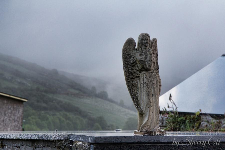 Spain angel